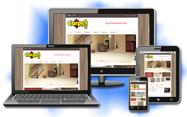 responsive website layouts , mobile friendly , mobile compliant web design