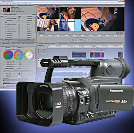 video production and editing dvd mastering